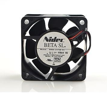 Amazon.com: tomum Beta SL Ventilador de refrigeración d06 a ...