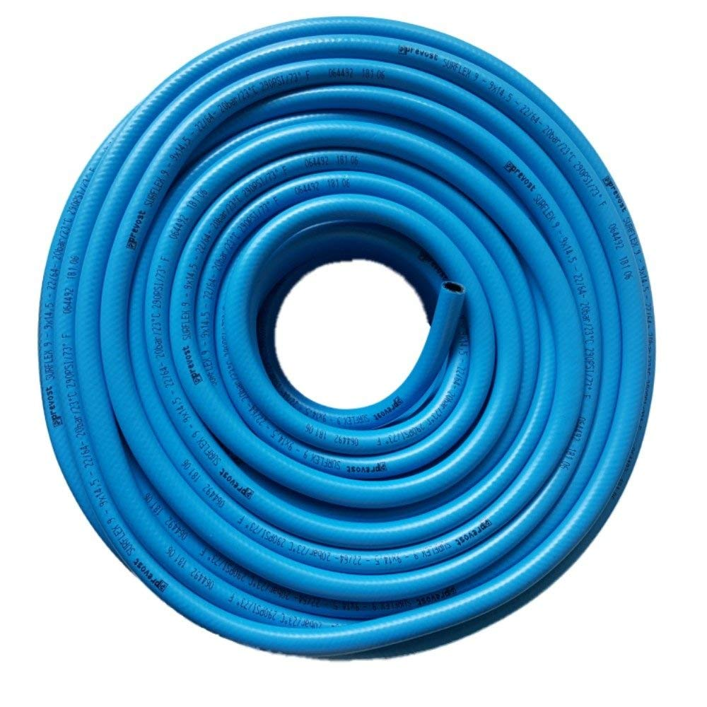 40m metres, inner /Ø: 6mm Safety Compressed Air Hose Surflex Pro selection: