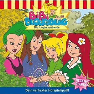 Die Junghexenbande (Bibi Blocksberg 89) Hörspiel