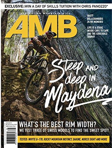 - Mountain Bike: Steep and Deep in Maydena
