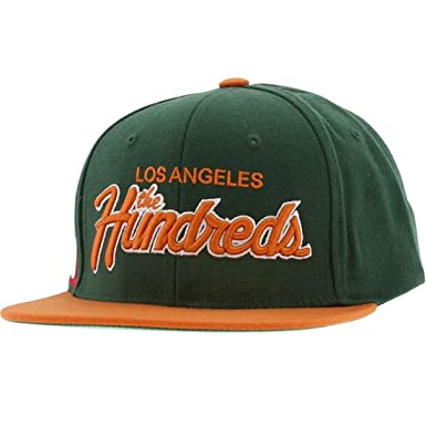 f151d39a277 The Hundreds Team Two Snapback Cap (green)  Amazon.co.uk  Clothing