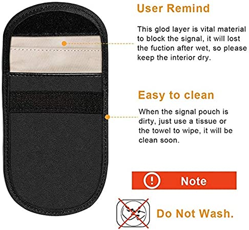 Keyless Go Schutz Autoschlüssel Muxitrade Auto Signal Elektronik
