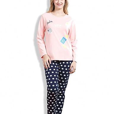 Pyjamas Women Pajamas Pink Pijamas Mujer Pajama Set Big Size Pyjama Femme