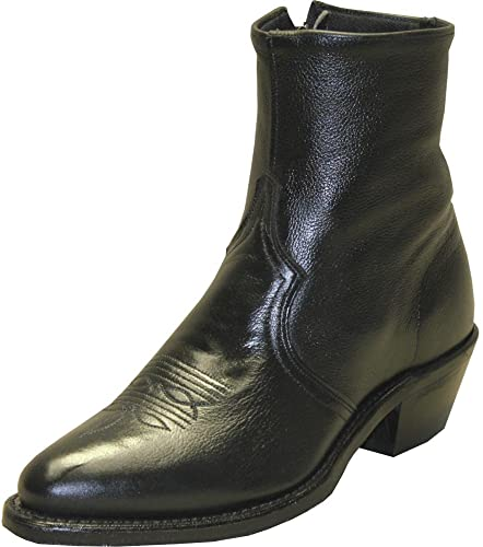 Short Mens Cowboy Boots