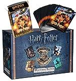 Harry Potter Hogwarts MONSTER BOX Expansion _ Bonus Harry Potter SORCERER'S STONE Playing Cards _ Bundled Items