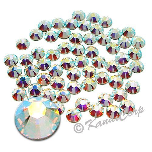 Swarovski - SS20 (5mm) Crystal AB - Flatback - 144 pcs. (1 Gross) (Non-HotFix) ()