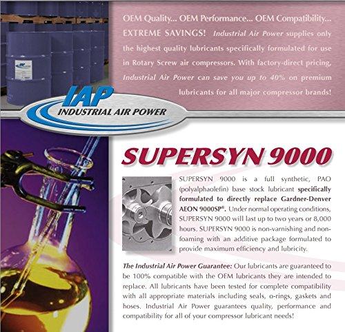 SUPERSYN 9000 - Synthetic Compressor Oil - 5 gallon