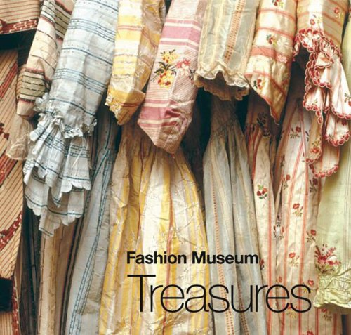 Bath Museum Of Costume (Fashion Museum: Treasures)