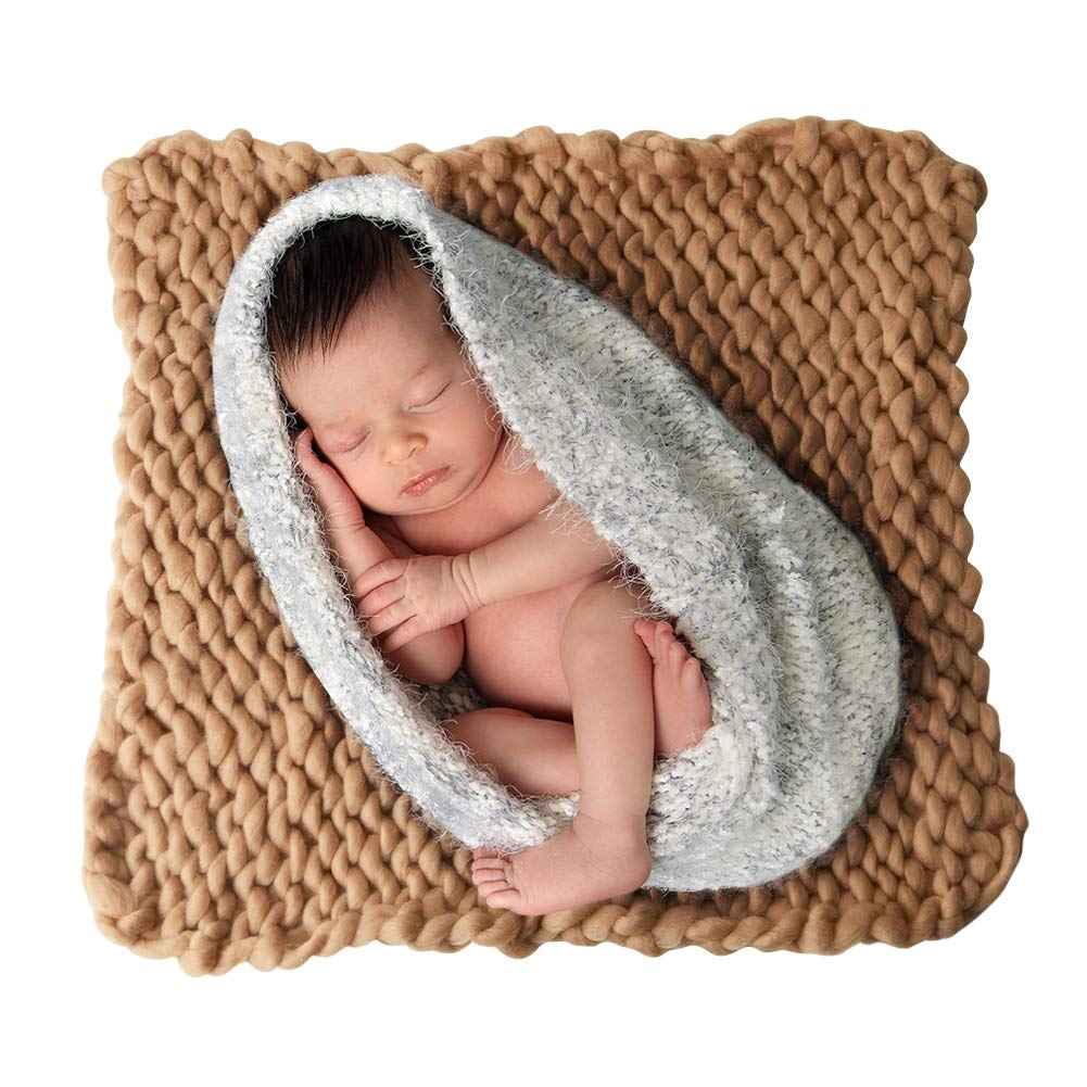 New Baby Photo Prop Blanket Background Accessories Shooting Mat Cloth Wrap BL
