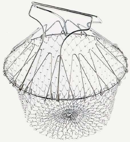 Cooks Net - Instant Essential and Flexible Kitchen Helper (Canning Basket)