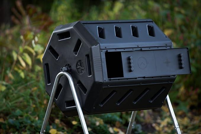 YIMBY - Compostador giratorio: Amazon.es: Hogar