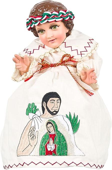 ropon Juan Diego. Traje para niño dios. Bebé Jesús Outfit ...