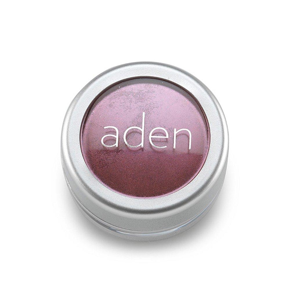 ADEN Pigment Powder/ Loose Powder Eyeshadow 13, Honour Gold, 1er Pack A7873
