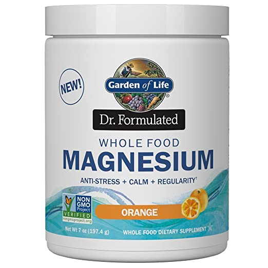 Garden of Life Magnesium Powder