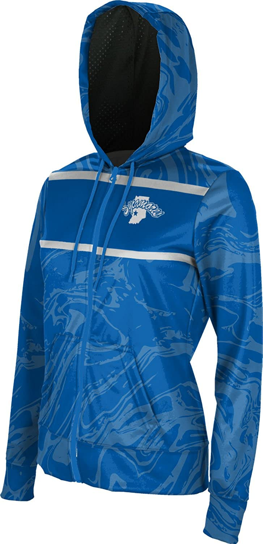 ProSphere Indiana State University Girls Zipper Hoodie Ripple School Spirit Sweatshirt