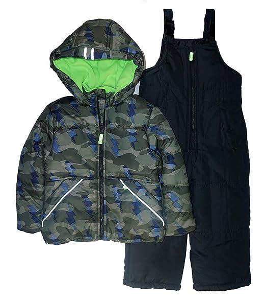 Amazon.com: OshKosh BGosh - Conjunto de chaqueta de esquí y ...