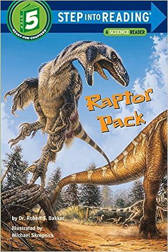 RAPTOR PACK (Step into Reading Step 5): Amazon.es: Bakker, Robert T., Skrepnick, Mike: Libros en idiomas extranjeros