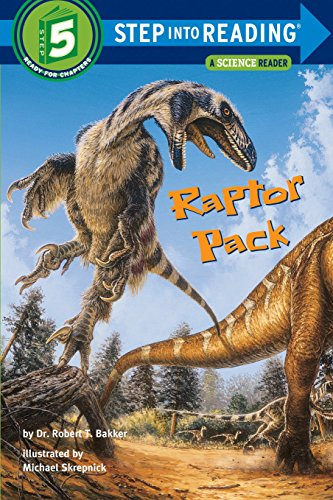 Raptor Pack (Step-into-Reading, Step 5)