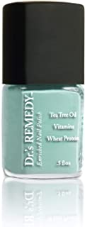 product image for Dr.'s REMEDY Enriched Nail Polish, TRUSTING Turquoise .5 Fluid Oz
