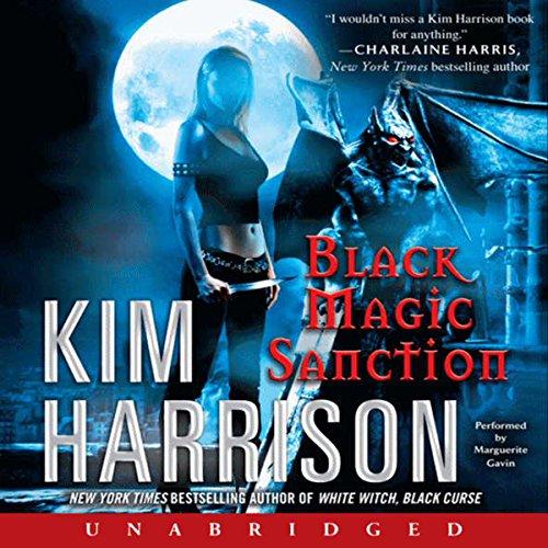 Black Magic Sanction: Rachel Morgan, Book 8 Audiobook [Free Download by Trial] thumbnail