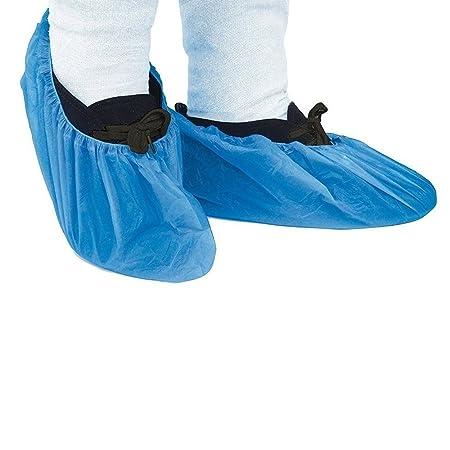 Einweg Überschuhe Ausführung Überschuhe Überzieher Schuhüberzieher Schuhschutz Hülle Einmalschuhe Überziehschuhe Einweg Schuh