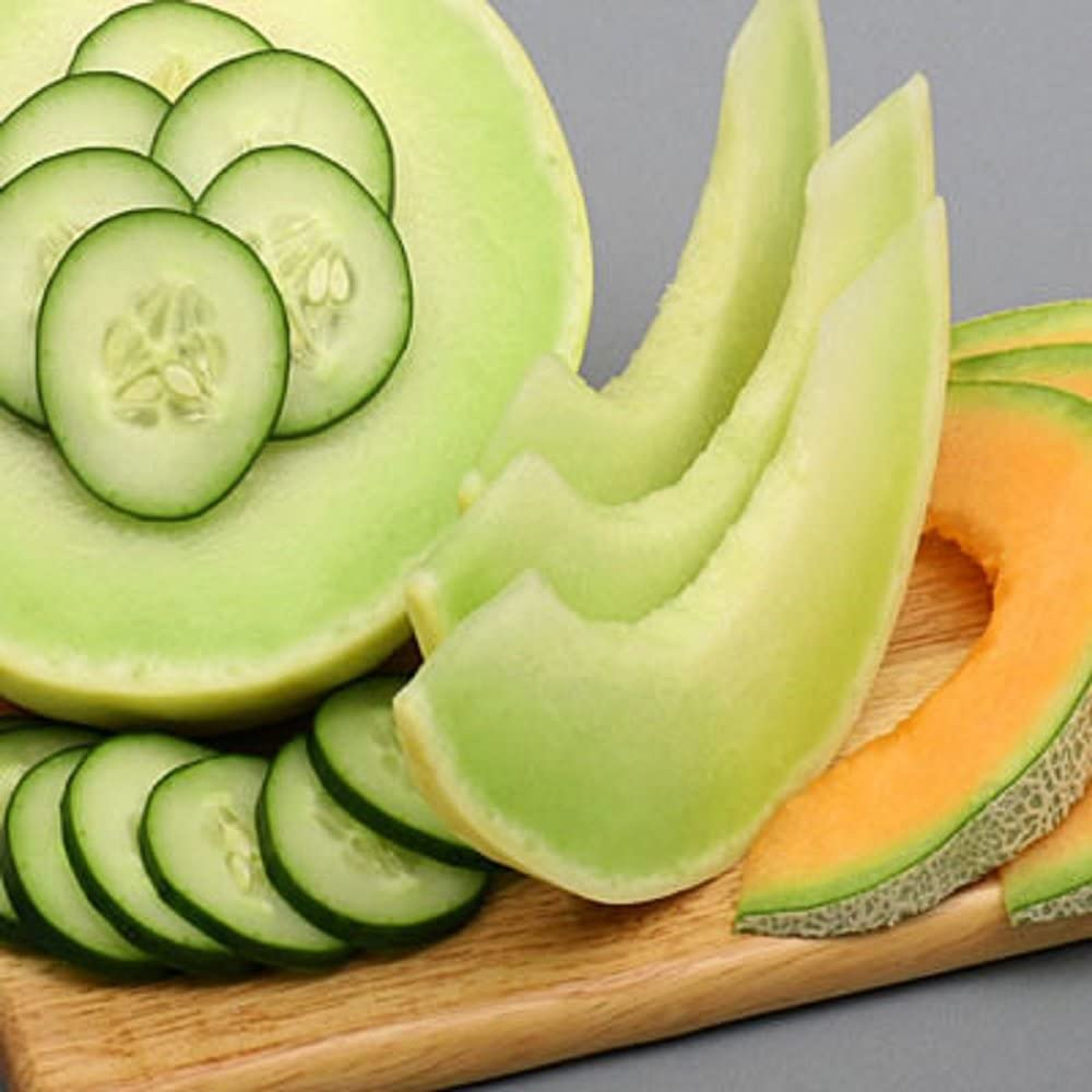 CUCUMBER MELON FRAGRANCE OIL - 4 OZ - FOR CANDLE & SOAP MAKING BY VIRGINIA CANDLE SUPPLY WITH WITHIN USA