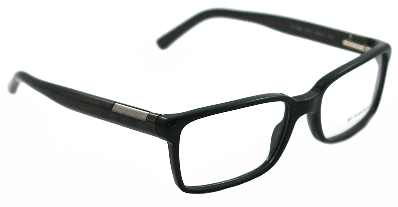 3ebaeef6e57e Burberry Eyeglasses BE2086 3001 Black 52mm  Amazon.ca  Health   Personal  Care