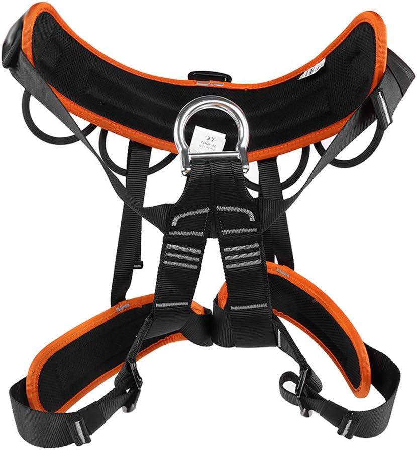 Arnés de escalada, soporte de cintura para escalada, mayor ...