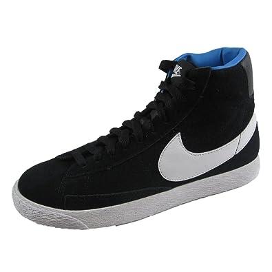 new arrival 3ebc2 41f6b Nike Unisex Kids Blazer Mid Vintage Trainers (gs) Black 5.5