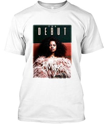 3882fd44bc48 Amazon.com  TeeHenry Ella Mai The Debut Tour Sofa 2019 69 Unisex T-Shirt