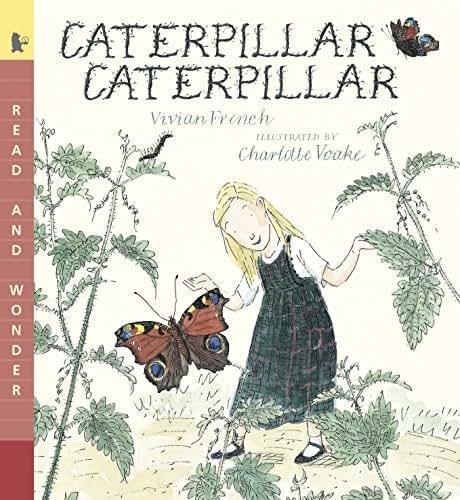 Caterpillar Caterpillar: Read & Wonder (Read and Wonder)