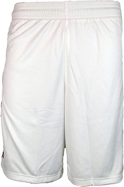 adidas Ekit 2.0 Short de Basket pour Homme Blanc L