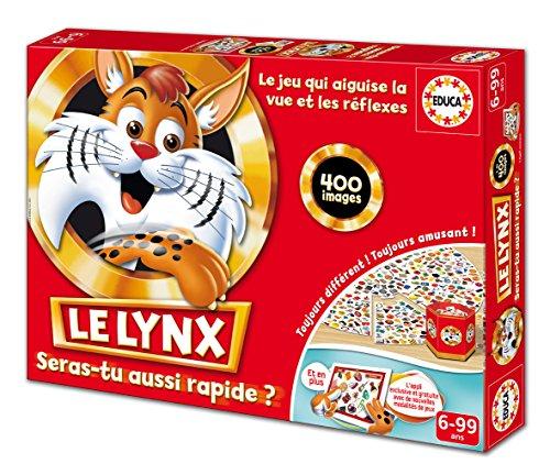 educa 16042 jeu de soci t ducatif le lynx 400 images avec application le magasin de jouets. Black Bedroom Furniture Sets. Home Design Ideas