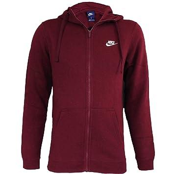 Shirt Pour Flc Fz M Club Nike Nsw Hoodie Homme Sweat I8HqwI0Bx