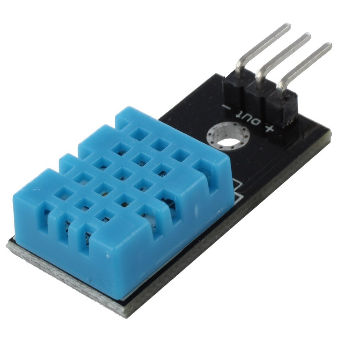 SODIAL(R) DHT11 DHT-11 Digital Humidity Temperature Sensor Probe Moudle For Arduino PIC