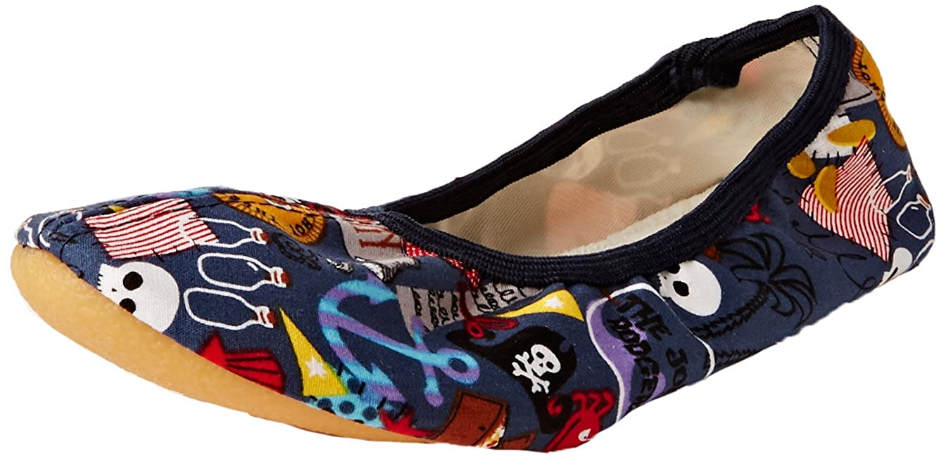 Beck Captain, Chaussures de Gymnastique garçon Multicolore (50) EU 255