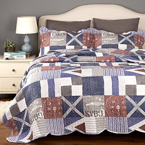 quilt king size set - 6