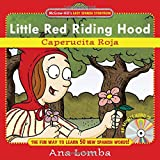 img - for Easy Spanish Storybook: Little Red Riding Hood (Book + Audio CD): La Caperucita (Mcgraw-hill's Easy Spanish Storybook) book / textbook / text book