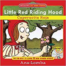 Easy Spanish Storybook: Little Red Riding Hood (Book