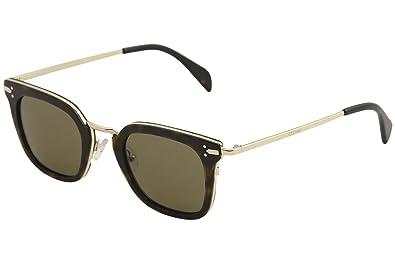 d1a41649ee2b Amazon.com: Sunglasses Celine 41402/S 0ANT Dark Havana Gold / X7 ...