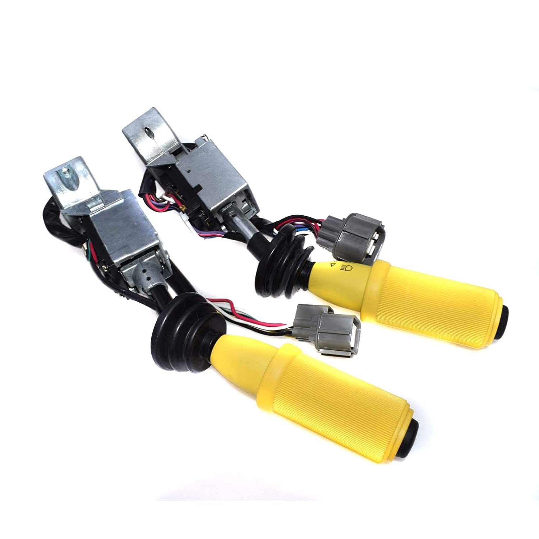Interruptor de intermitente de luz de columna de marcha atrás y limpiaparabrisas 701/37702,52601 701 para JCB retrohoes Loaders 1400B 1550B 1600B 1700B 214 ...