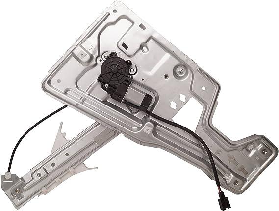 New Window Regulator W//Motor Front Passenger Side Right RH Replacement For 2005-2009 Chevrolet Equinox /& 2006-2009 Pontiac Torrent 748-519 88980980