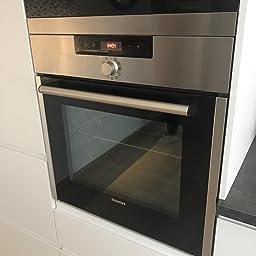 Amazon.es:Opiniones de clientes: Siemens HB74AR521E - Horno ...