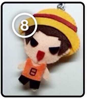 Amazon.com: sj Super Junior eunhyuk Número 8 + Luffy ...