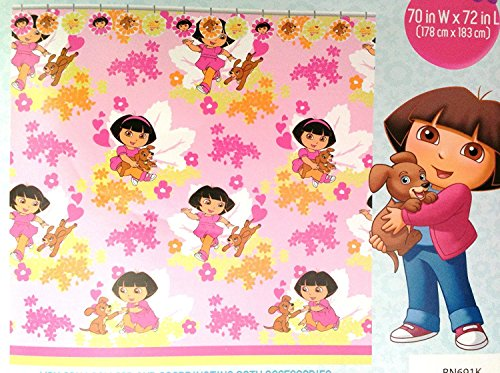 Dora the Explorer Peva Shower