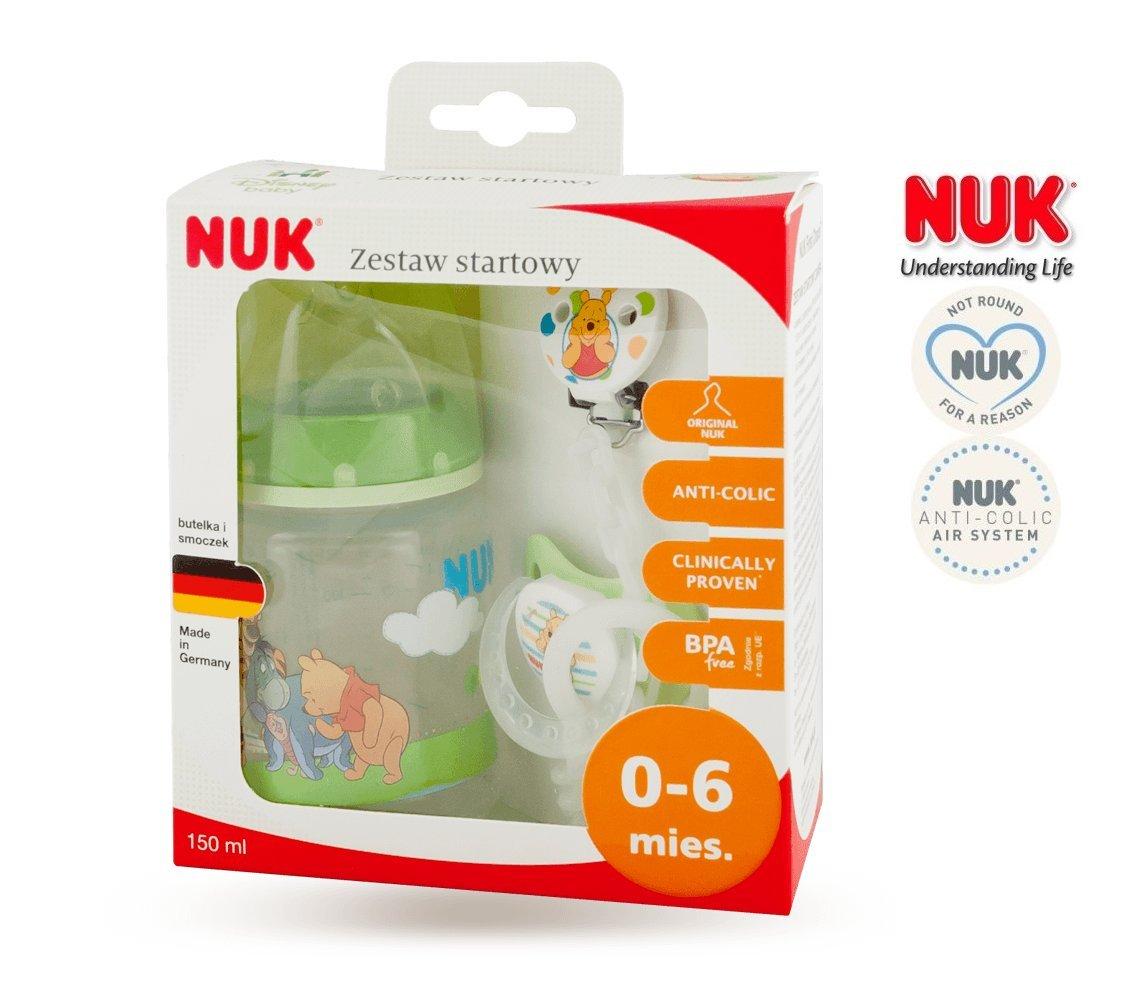 NUK Limited Edition Winnie the Pooh - 1 botella de 150 ml + ...