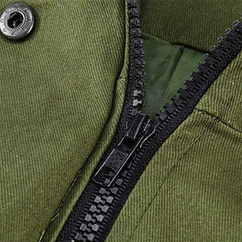 colore Xxl Winter Uk Jacket Duffle Pocket 16 Nero Long Base Swing Ladies Waterfall Top Warm Dimensione Trench Wind Donna Qiusa Verde Plus Size Coat Outwear Windbreak 14 0g5qBwH0x