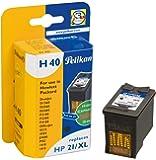 Pelikan H40 Druckerpatrone (ersetzt HP 21XL C9351CE) schwarz