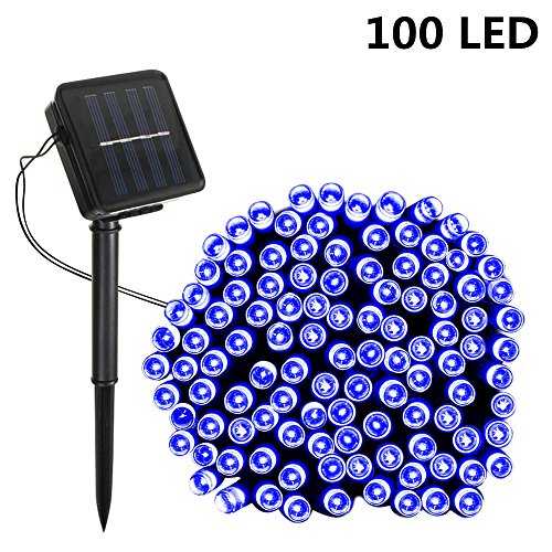 100 Light Solar Led String Lights - 3