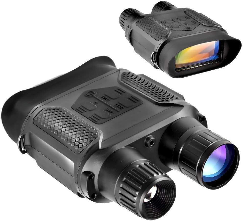 Solomark Digitales Nachtsichtgerät 7 Fache Vergrößerung Kamera
